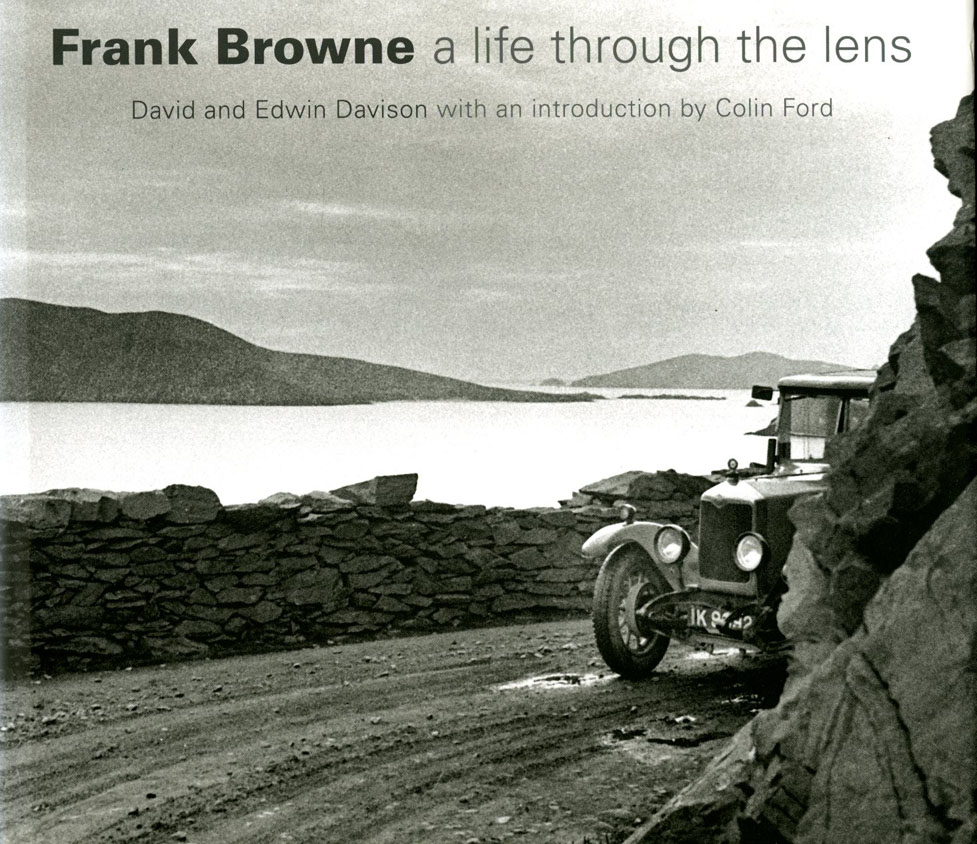 Frank Browne, A Life Through the Lens: David Davison, Ewin Davison