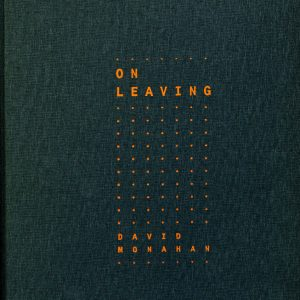 On leaving-David Monahan GOP Photobooks site