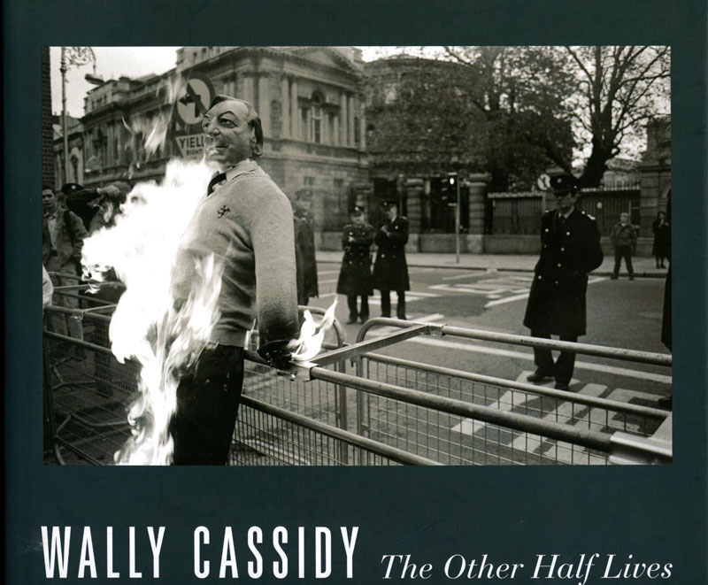How the other half lives: Wally Cassidy