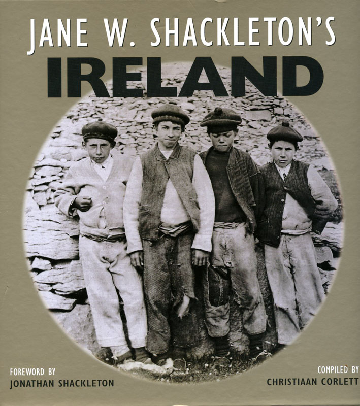 Ireland: Jane W. Shackleton