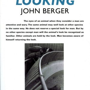About Looking, John berger - GOP Photobooks site