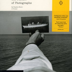Nature of photographs stephen shore - gop photobooks site