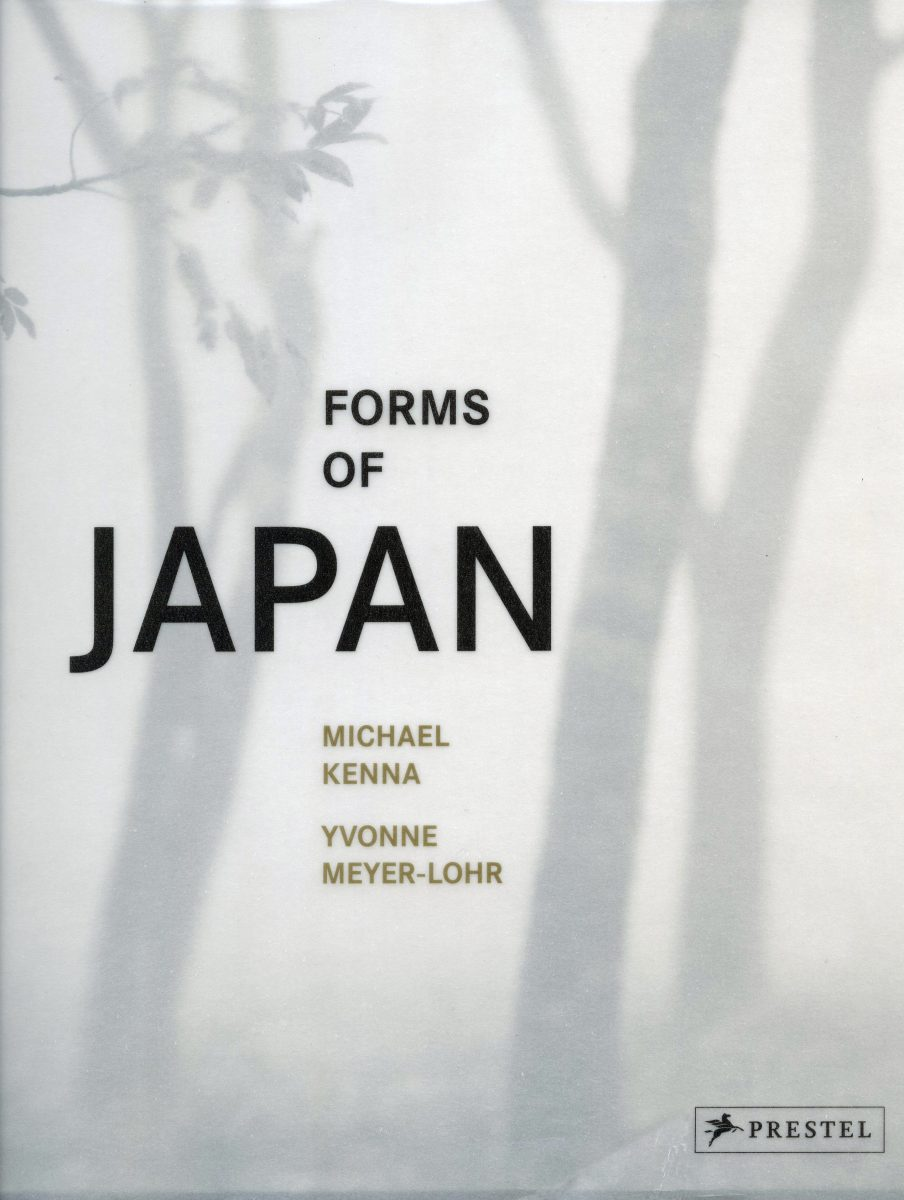 Forms of JAPAN by Michael Kenna