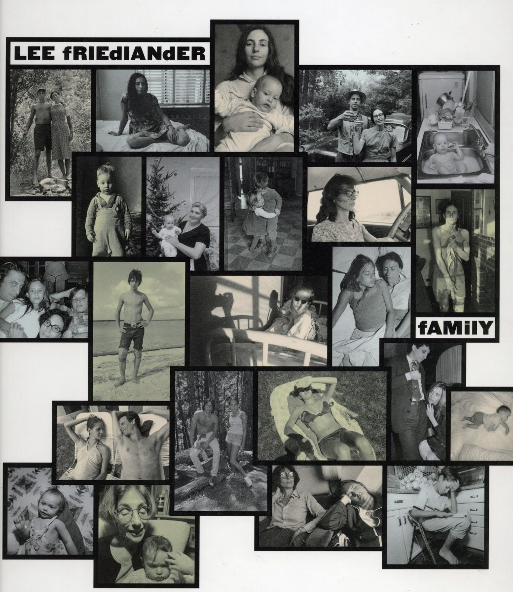 Family : Lee Friedlander