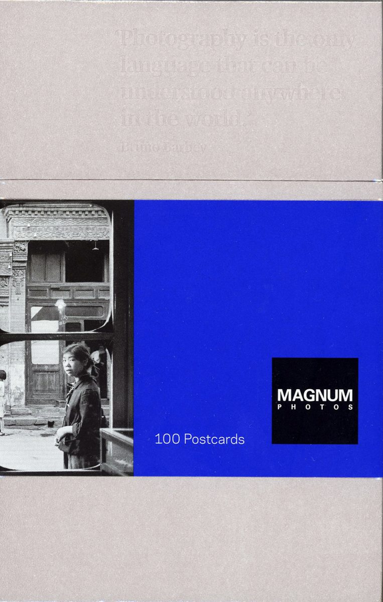 100 Postcards by Magnum Photos