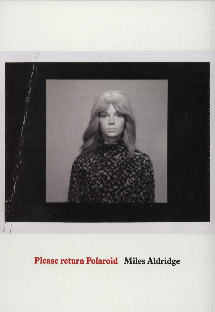 Please return Polaroid by Miles Aldridge