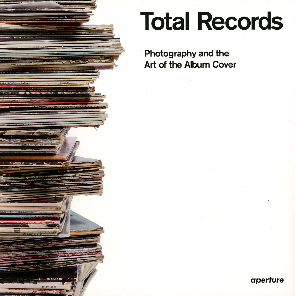 Total Records : Photography and the Art of the Album Cover
