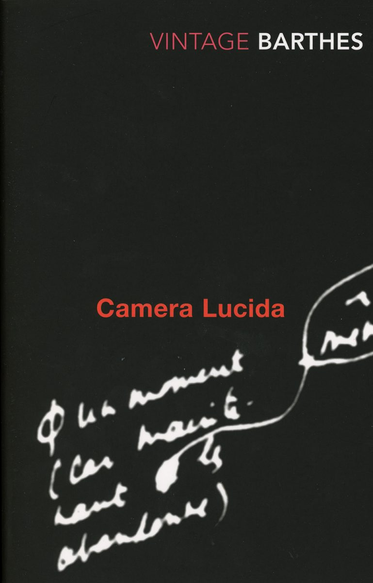 Camera Lucida (Vintage Classics) by Roland Barthes