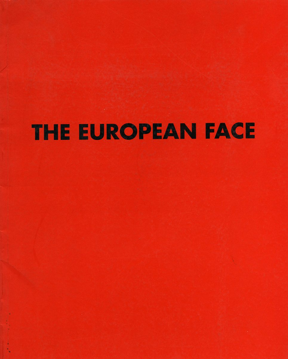 The European Face