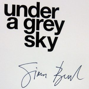 Last few signed copies of this beautiful book by Simon Burch.
