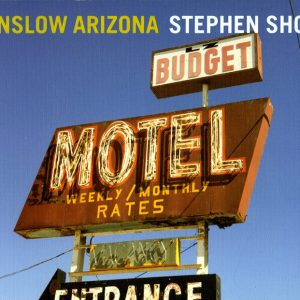 Winslow Arizona, Stephen Shore - GOP Photobooks site