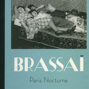 Brassai, Paris Nocturne - GOP Photobooks site