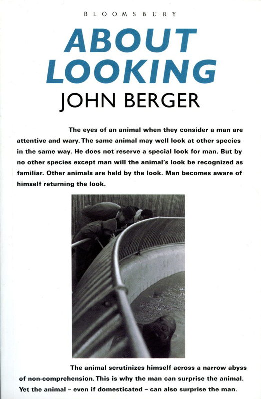 About Looking: John Berger