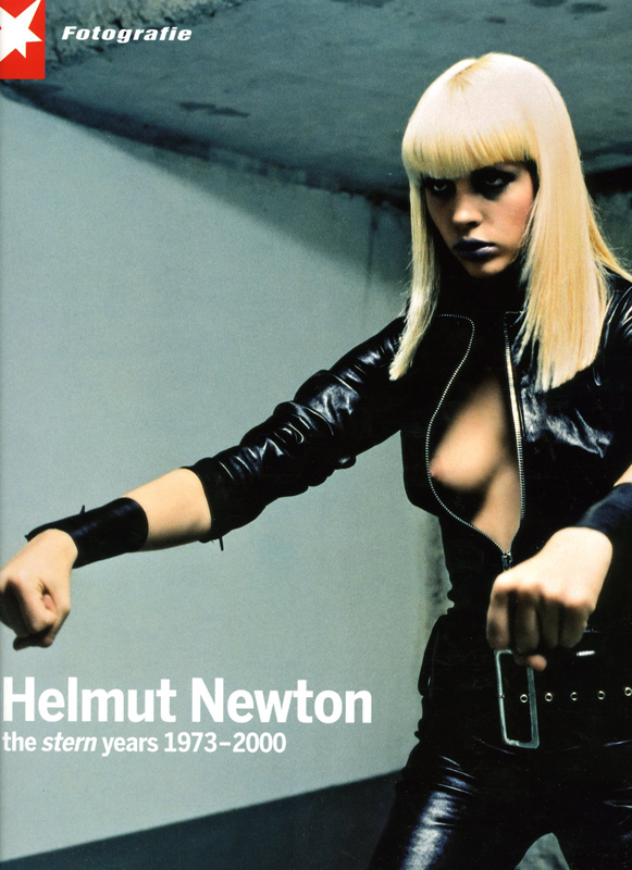 the stern years 1973-2000: Helmut Newton