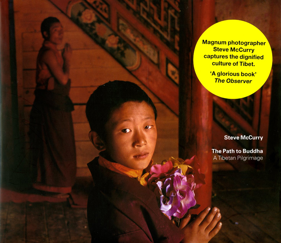 The Path to Buddha: Steve McCurry