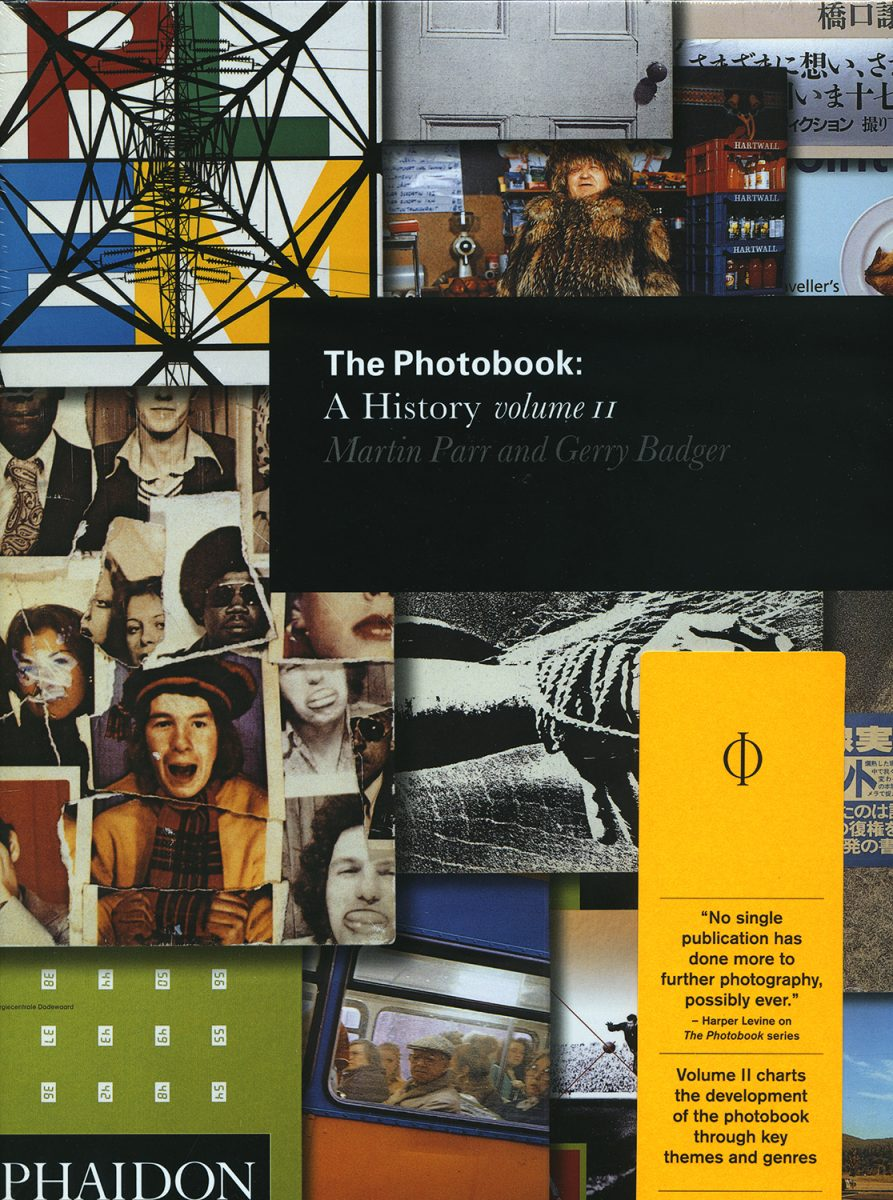 The Photobook: A History (Volume 2) by Martin Parr and Gerry Badger