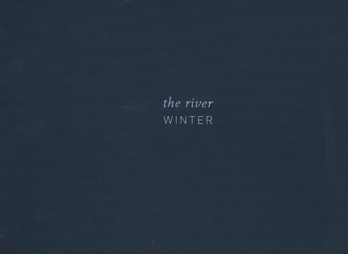 The River Winter by Jem Southam