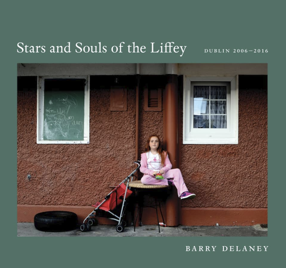 Stars and Souls of the Liffey by Barry Delaney, signed copy