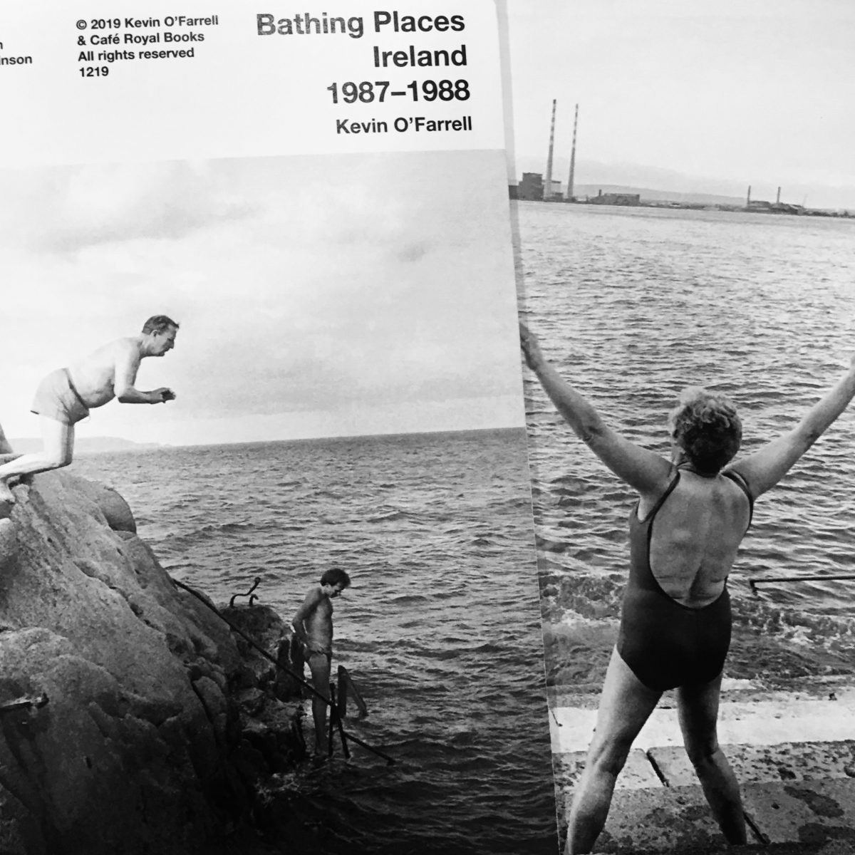 Bathing Places Ireland 1987 – 1988