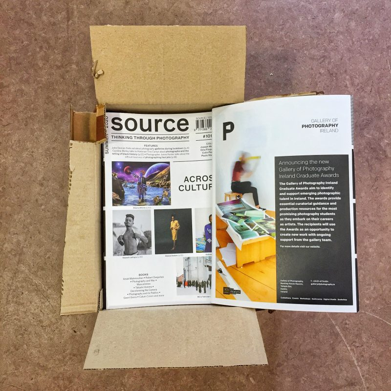 Source 101, Across Cultures. Click and Collect at GPI