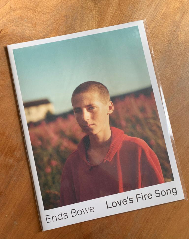 Love's Fire Song by Enda Bowe