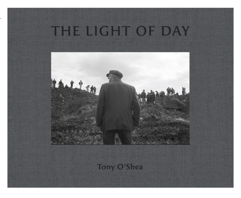 The Light of Day – Tony O'Shea